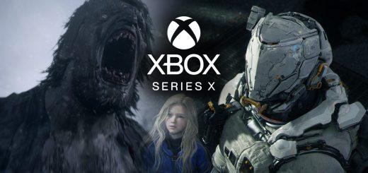 Xbox Series X Capcom
