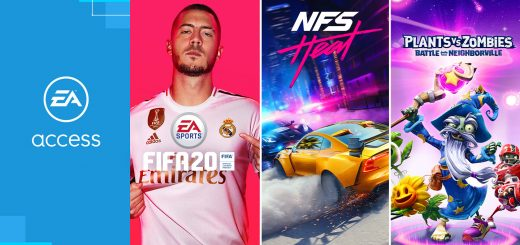 EA Access 2020