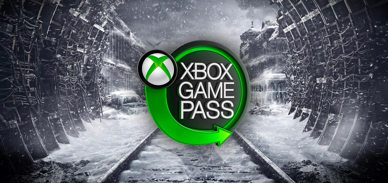Metro Exodus Xbox Game Pass