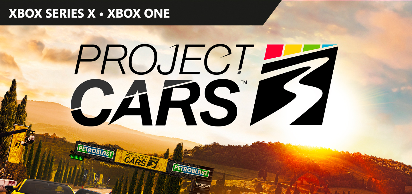 Project CARS 3 Xbox Series X Xbox One
