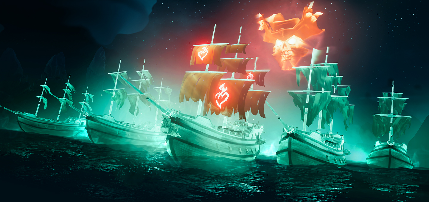 Sea of Thieves Haunted Shores Update