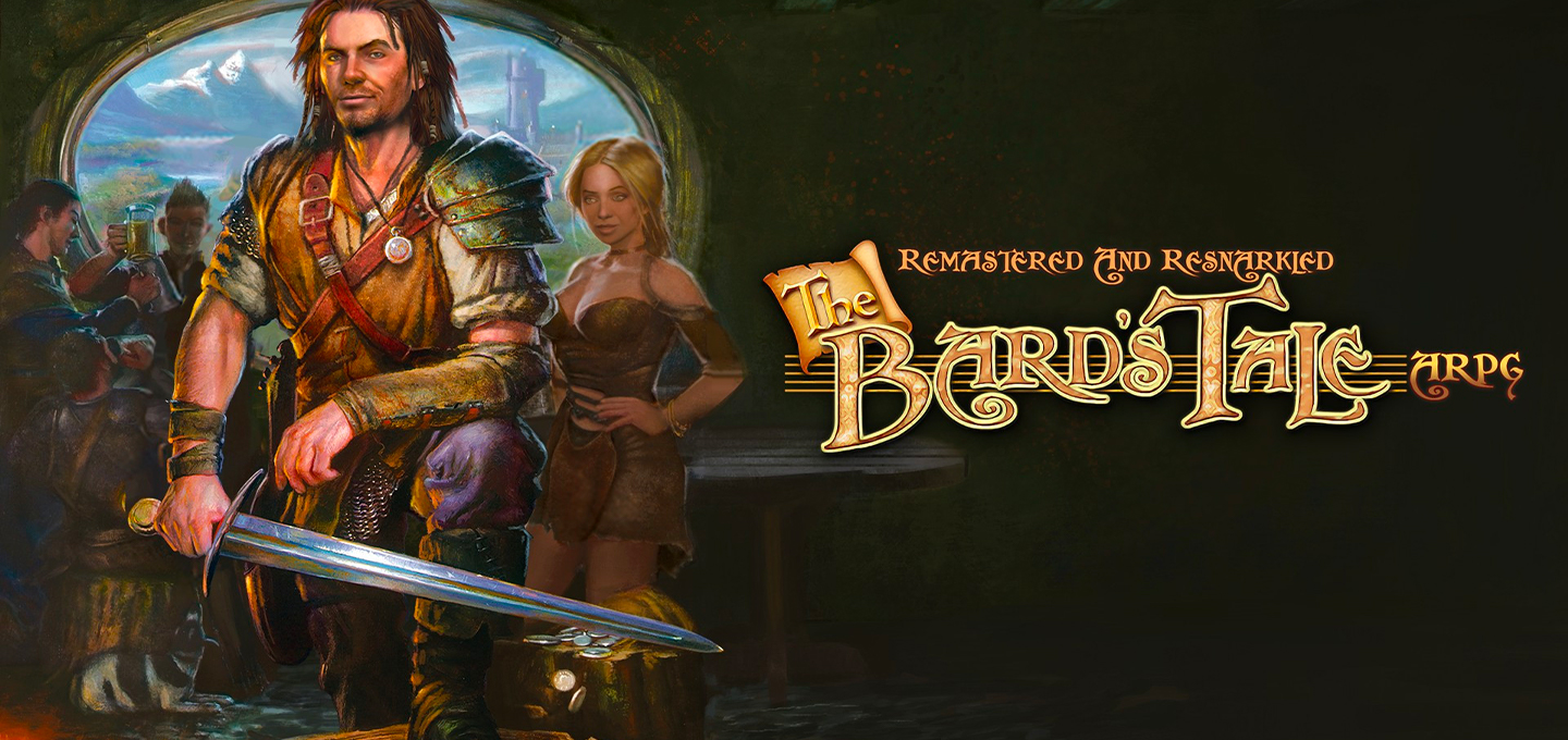 The Bard's Tale ARPG Remastered and Resnarkled