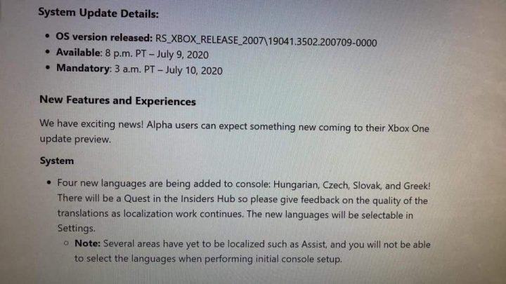 CZSK Insider Update