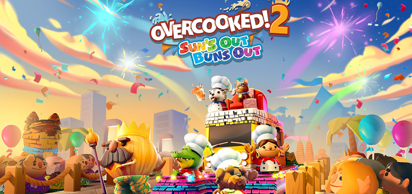 Overcooked! 2 Sun's Out Buns Out