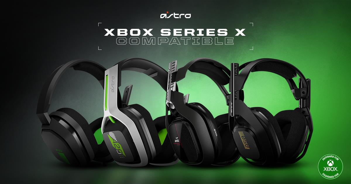 Xbox Series X|S headsety