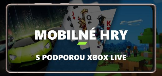 Mobilne Hry Xbox 2020