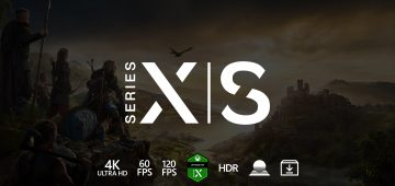 Optimized for Xbox Series X S