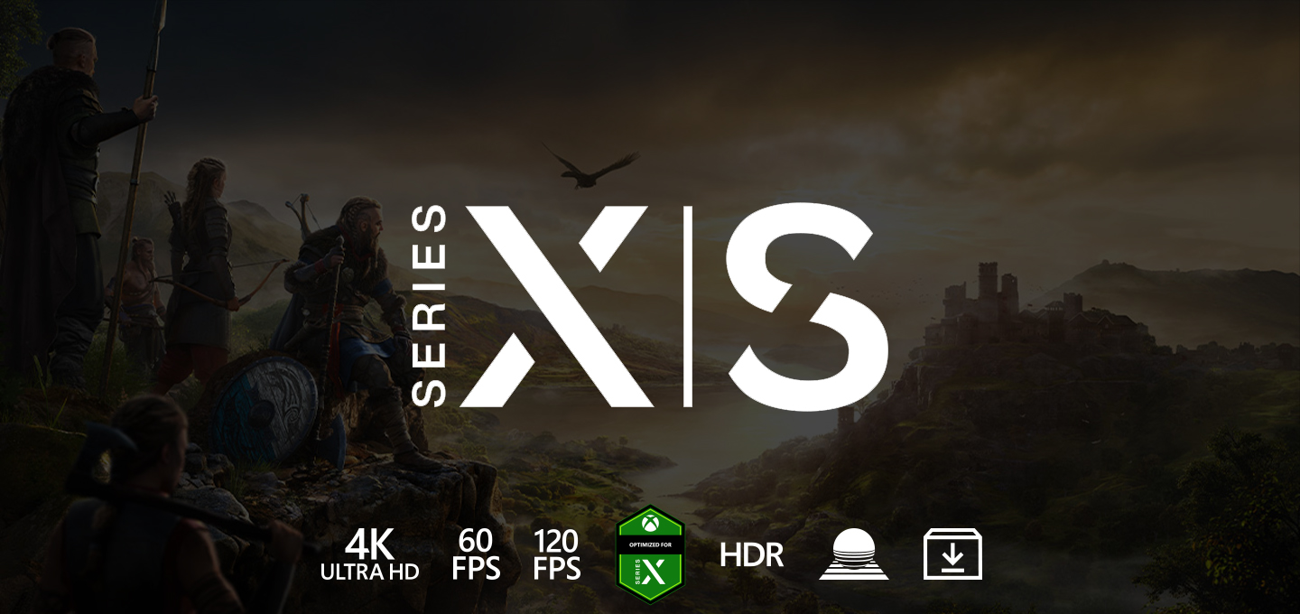 Optimized for Xbox Series X|S