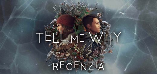 RECENZIA Tell Me Why