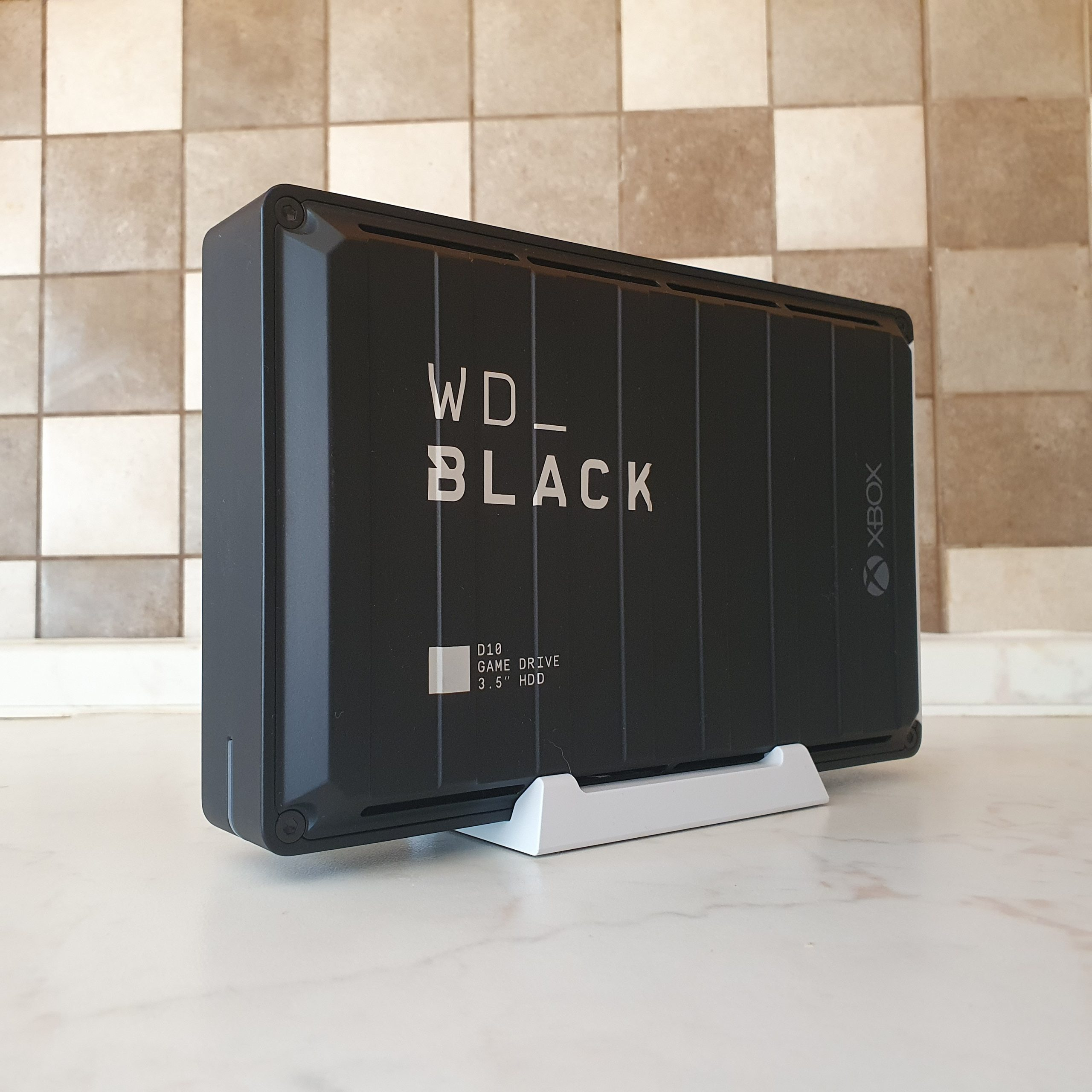 WD_Black D10 Game Drive for Xbox 12TB