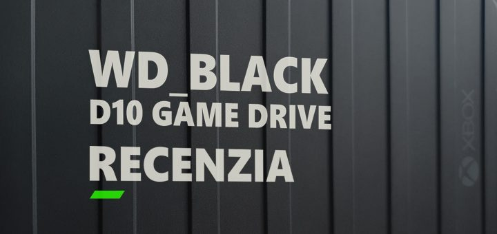 WD_Black D10 Game Drive Recenzia