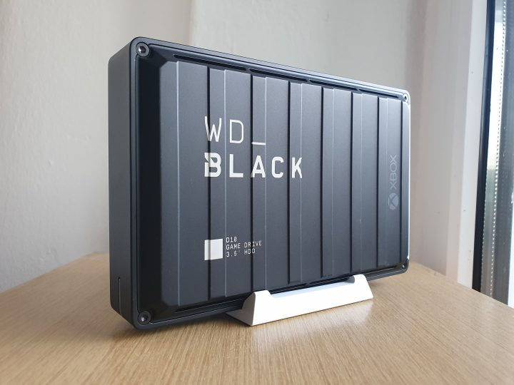 WD_Black D10 Game Drive for Xbox