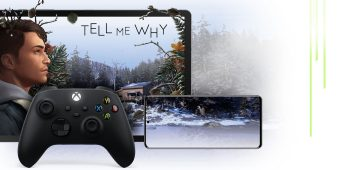Xbox Cloud Gaming Tell Me Why