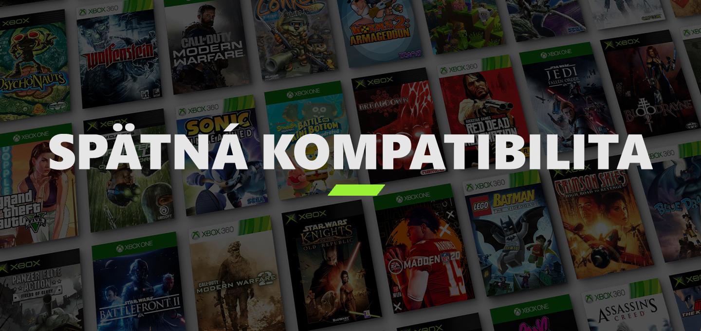 Xbox Series S Spätná kompatibilita