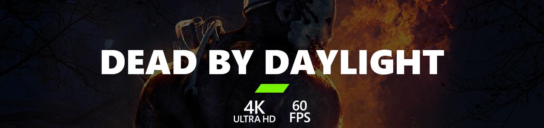 Dead by Daylight 4K 60fps Xbox Series X|S