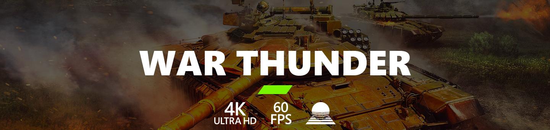 War Thunder 4K 60fps Ray Tracing Xbox Series X|S