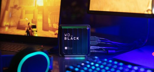 WD_Black D50 Game Dock NVMe SSD