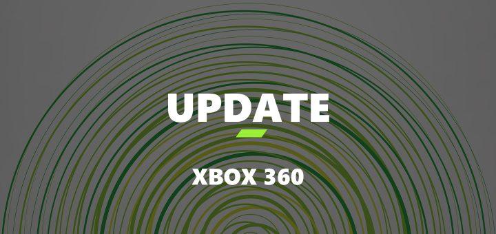 Xbox 360 Update