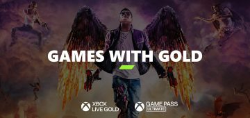 Games with Gold December 2020
