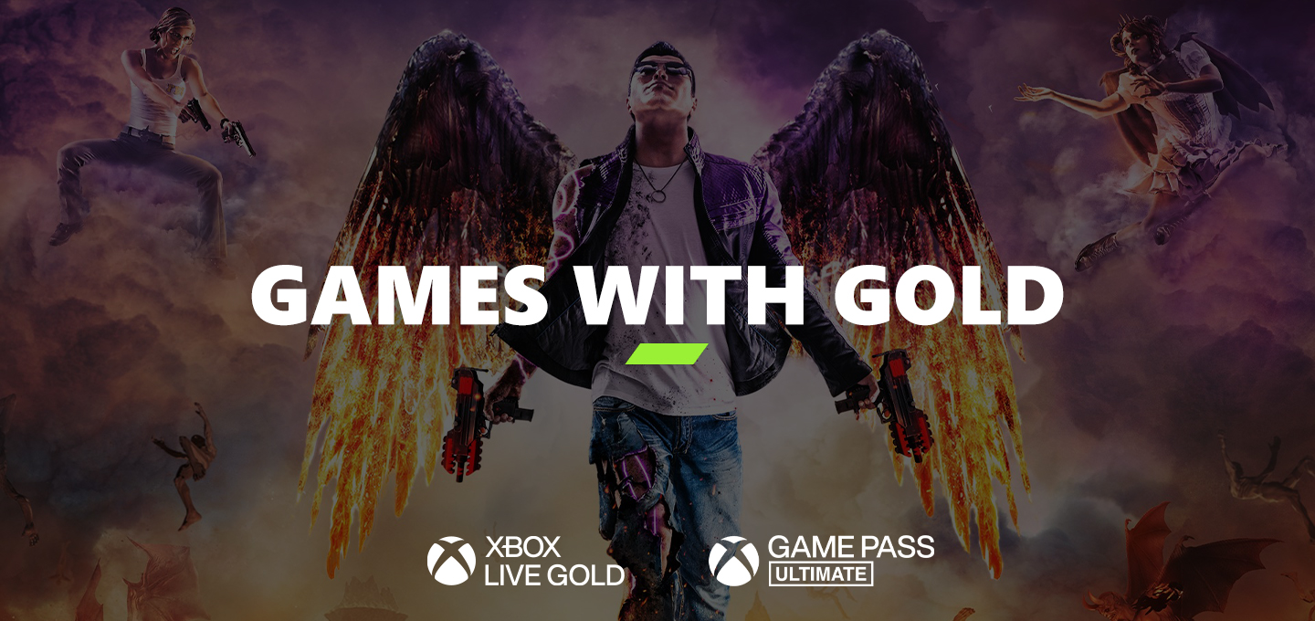 Games with Gold December 2020 Prosinec