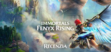 Immortals Fenyx Rising Recenzia