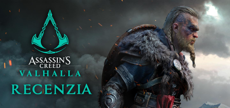 RECENZIA Assassin's Creed Valhalla