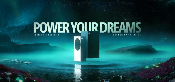 Xbox Series X|S Power Your Dreams Launch Day 10.11.2020