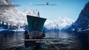 Assassin's Creed Valhalla Xbox One X