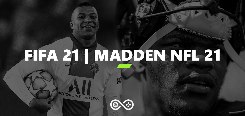 FIFA 21 | Madden NFL 21 Dual Entitlement