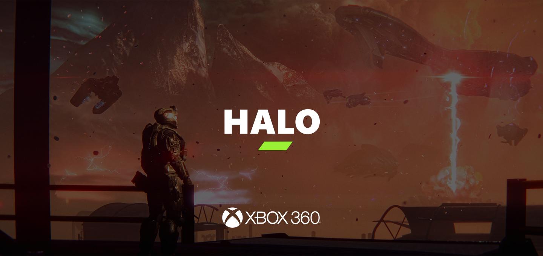 Halo pre Xbox 360