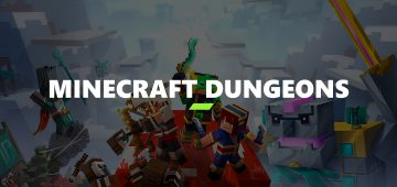 Minecraft Dungeons: Howling Peaks