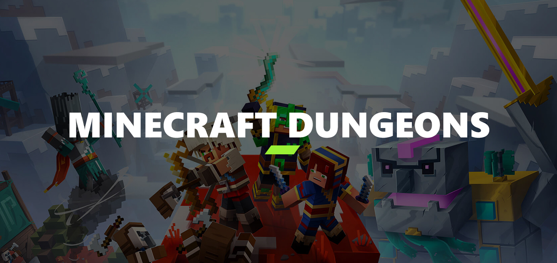 Minecraft Dungeons Howling Peaks DLC
