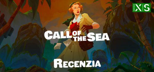 RECENZIA Call of the Sea Series X|S