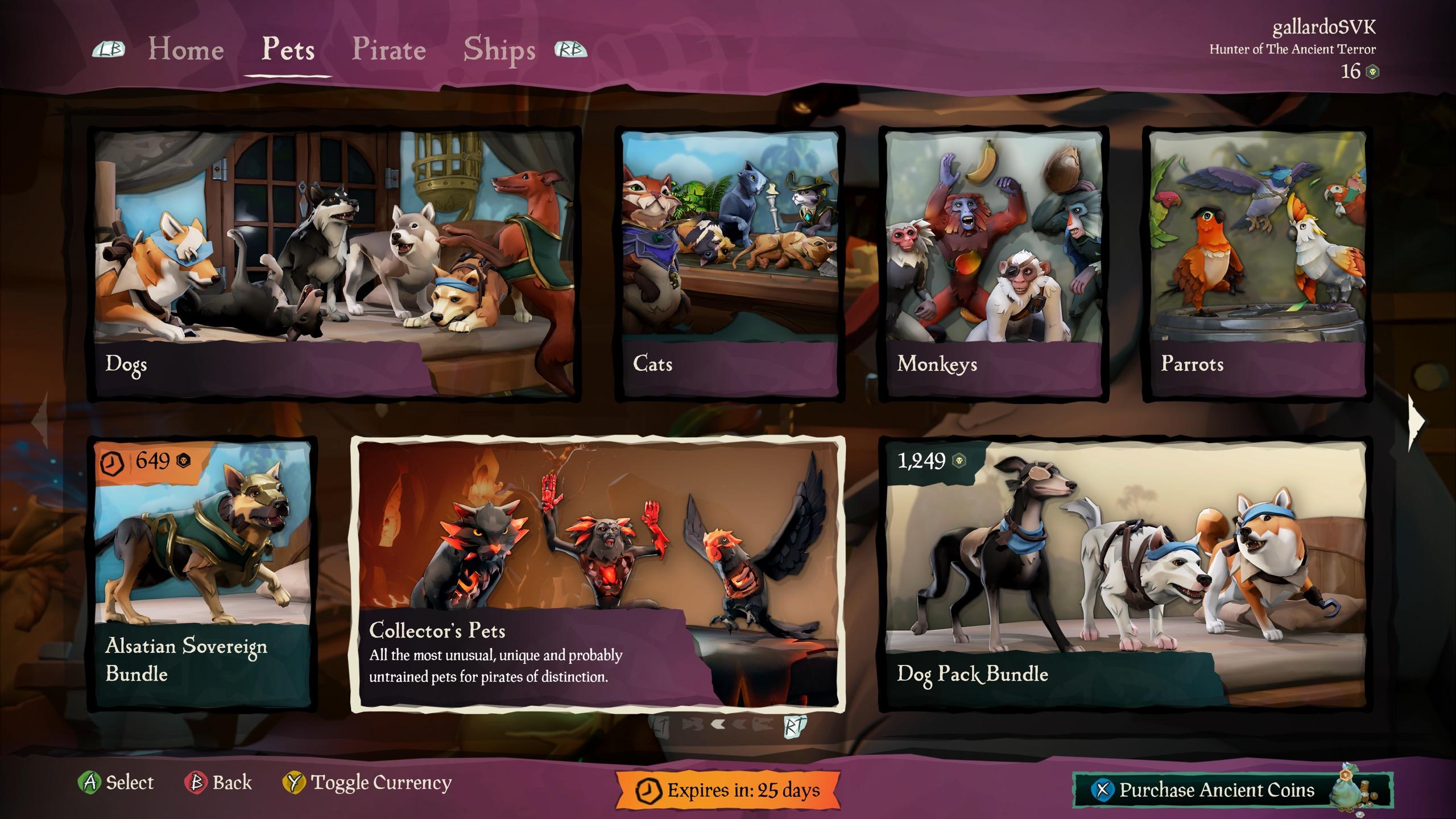 Sea of Thieves Pirate Emporium