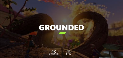 Grounded Game Preview