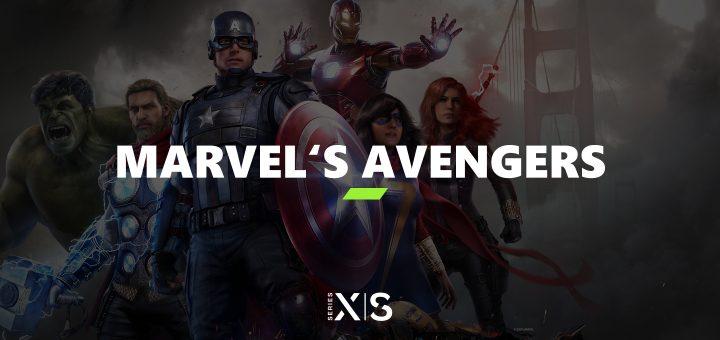 Marvel's Avengers Xbox Series X|S