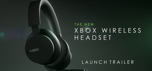 The New Xbox Wireless Headset 2021