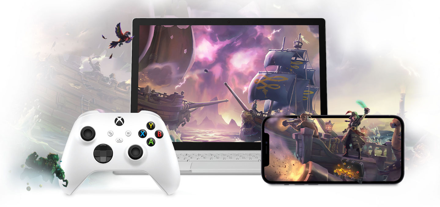 Xbox Cloud Gaming Browser iOS PC