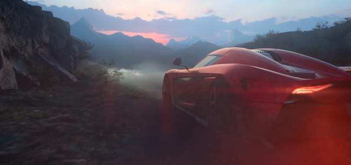 Xbox Series X Trailer Possible Forza Horizon 5 Teaser