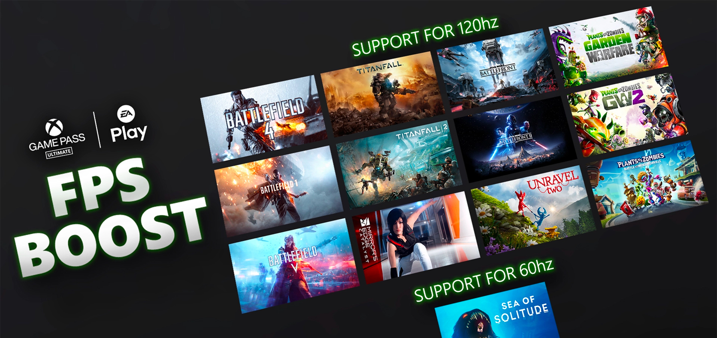 Xbox Series X|S FPS Boost