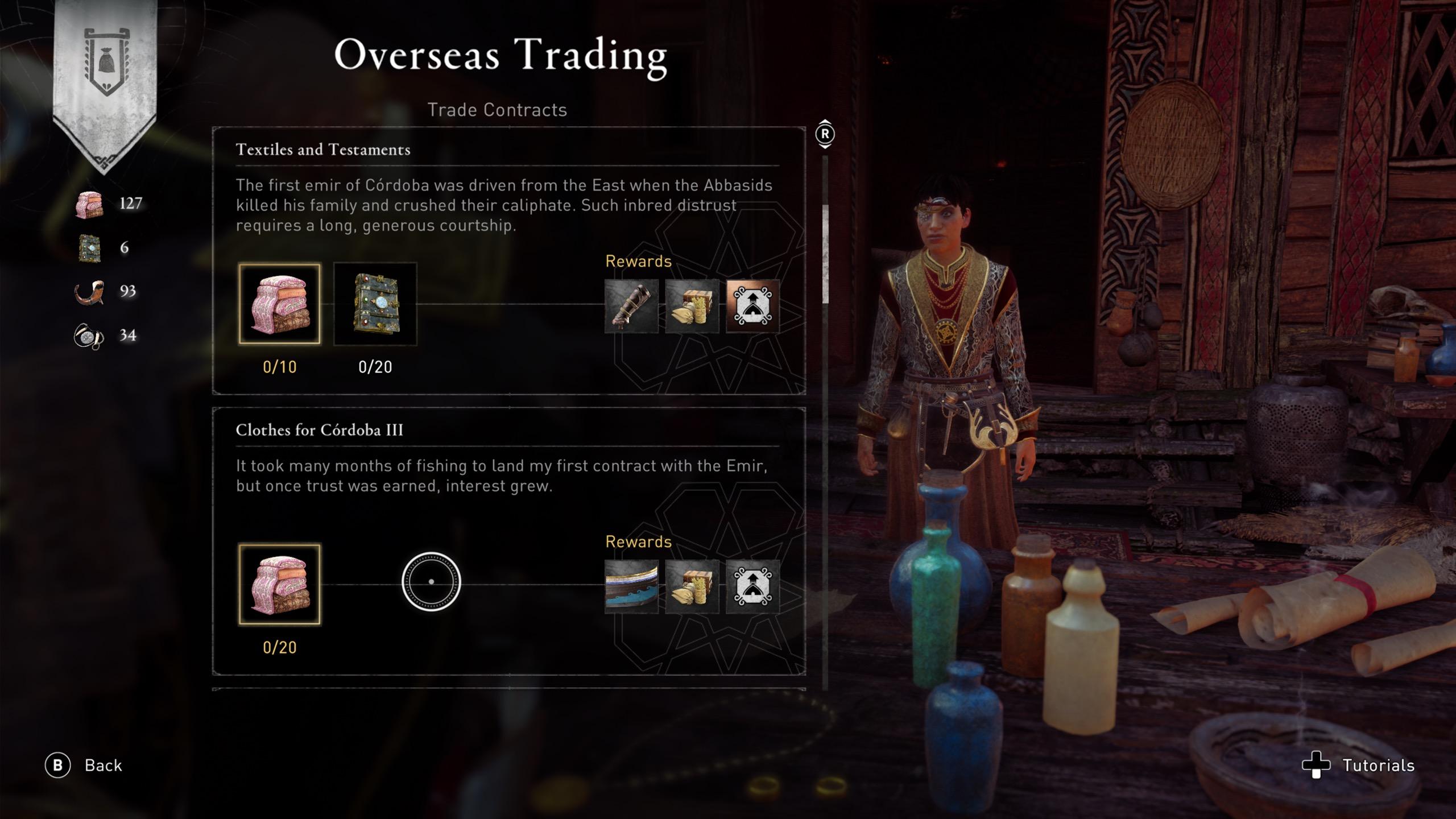 Assassin's Creed Valhalla Azar Overseas Trading