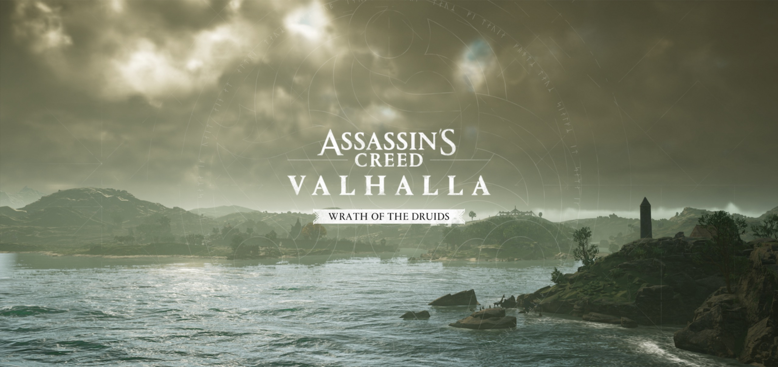 Assassin's Creed Valhalla Wrath of the Druids DLC