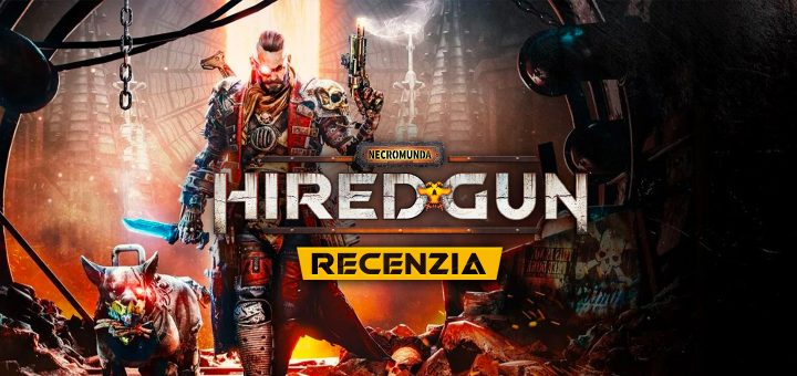 Necromunda: Hired Gun Recenzia