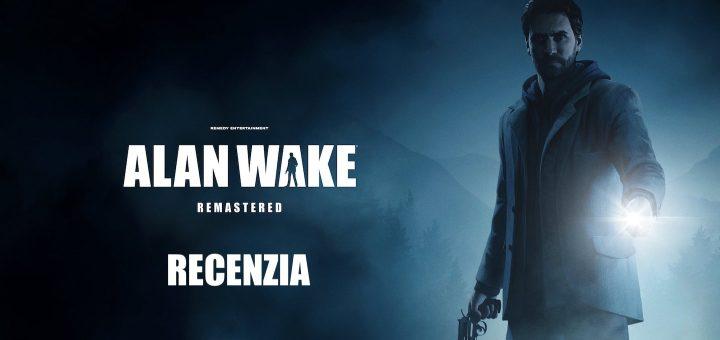 Alan Wake Recenzia