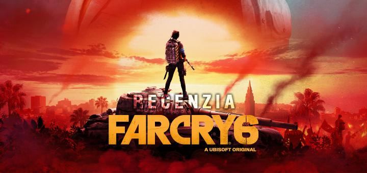 Recenzia Far Cry 6